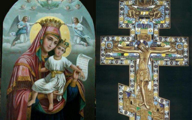 Αγρυπνία για την Πρόοδο του Τιμίου Σταυρού και για την είσοδο στη Νηστεία της Παναγίας μας στον Μητροπολιτικό Ναό Αγ. Αναργύρων Ν. Ιωνίας