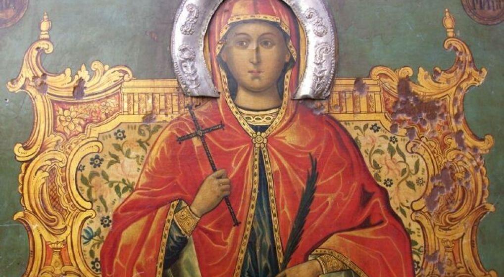 Ιερά Πανήγυρις Αγίας Μαρίνης στο Ηράκλειο Αττικής