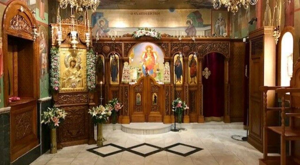 Ξεκινούν και πάλι οι Κυριακάτικες Θείες Λειτουργίες στο Ιερό Παρεκκλήσιο της Αγ. Παρασκευής στη Ν. Ιωνία