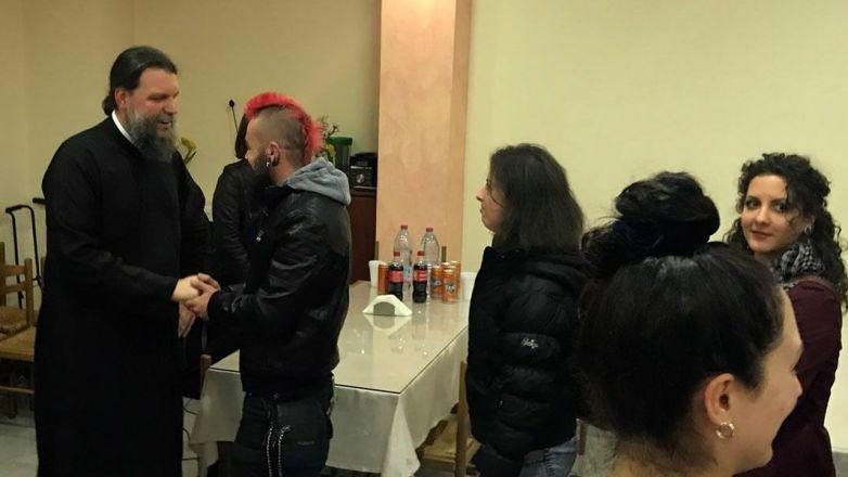 Ξεκινούν οι Συναντήσεις του Μητροπολίτη Ν. Ιωνίας κ. Γαβριήλ με τους νέους της Ιεράς Μητροπόλεως