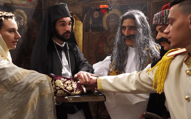 Επετειακή ταινία αφιερωμένη στους ήρωες του '21 από την Ιερά Μητρόπολη Ν. Ιωνίας