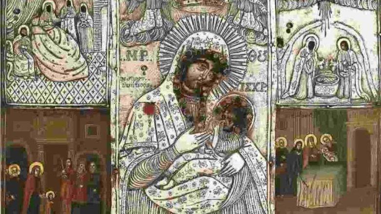 Αγρυπνία για την Σύναξη της Παναγίας Γοργοϋπηκόου στη Νέα Ιωνία