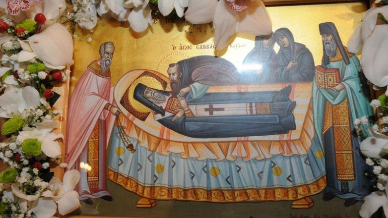 Ιερά Πανήγυρις στον Ι. Ν. Αγ. Νεκταρίου Ηρακλείου Αττικής