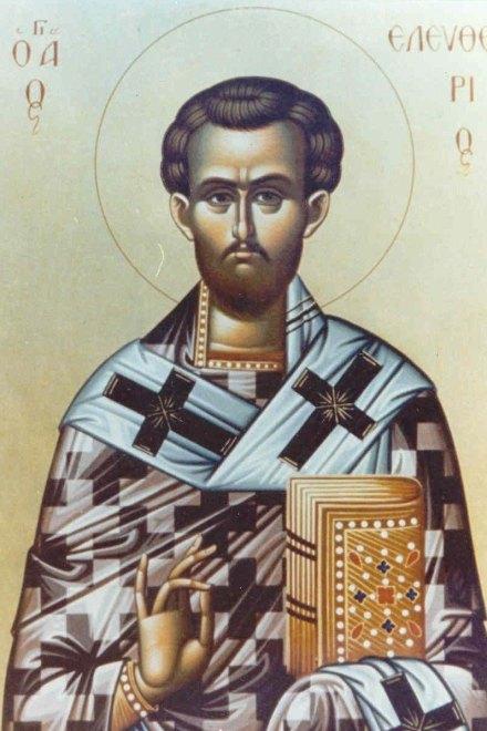 Άγιος Ελευθέριος Επίσκοπος Ιλλυρικού