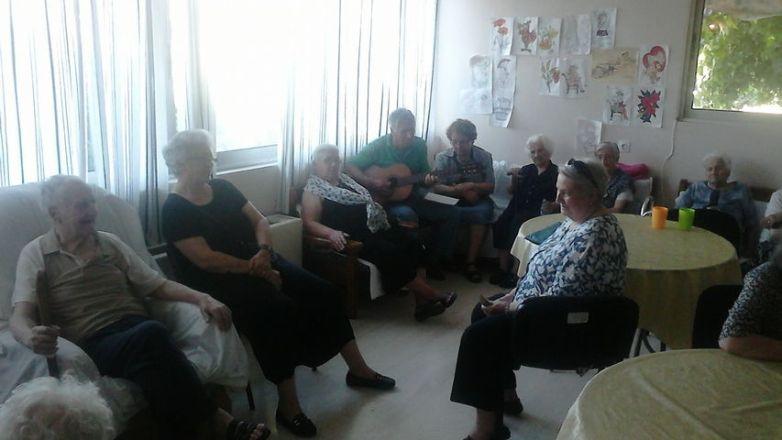 Επίσκεψη Αγάπης στην «Παναγία Ελεούσα» από τον Ι.Ν. Μεταμορφώσεως του Σωτήρος Ν. Ιωνίας