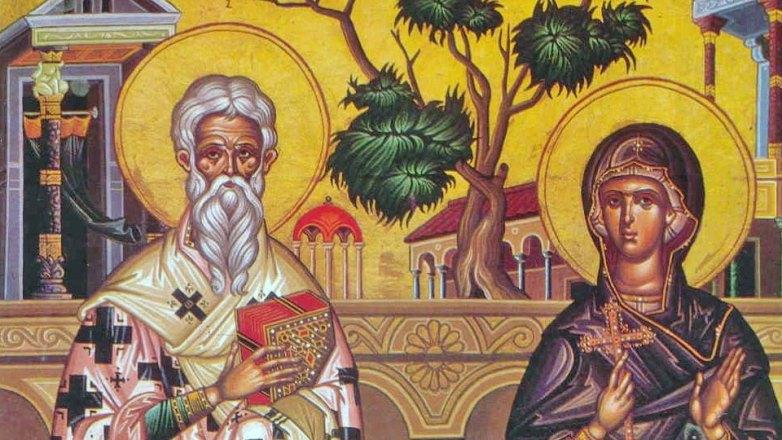 Ιερά Πανήγυρις Αγίου Ιερομάρτυρος Κυπριανού