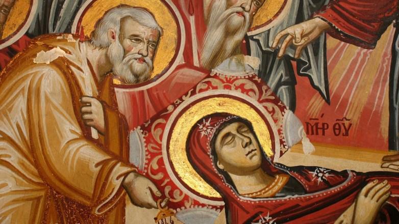 Ιερά Πανήγυρις Ι.Ν. Κοιμήσεως της Θεοτόκου Πρασίνου Λόφου