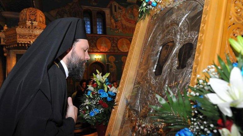 Ιερά Πανήγυρις Παναγίας Βουρλιωτίσσης Ν. Φιλαδελφείας