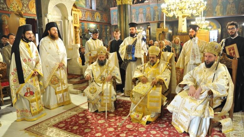 Ιερά Πανήγυρις Παναγίας Βουρλιωτίσσης στη Ν. Φιλαδέλφεια