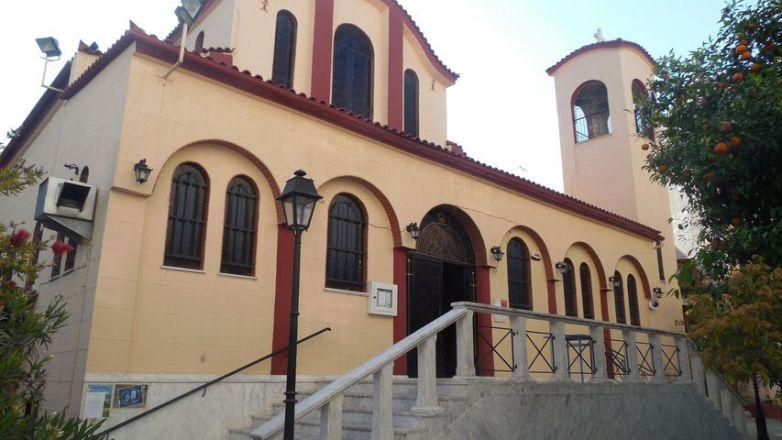 Ιερά Αγρυπνία επί τη μνήμη του Αγ. Αποστόλου Φιλίππου και Αγ. Γρηγορίου Παλαμά στον Ι.Ν. Αγ. Σπυρίδωνος Ν. Ιωνίας