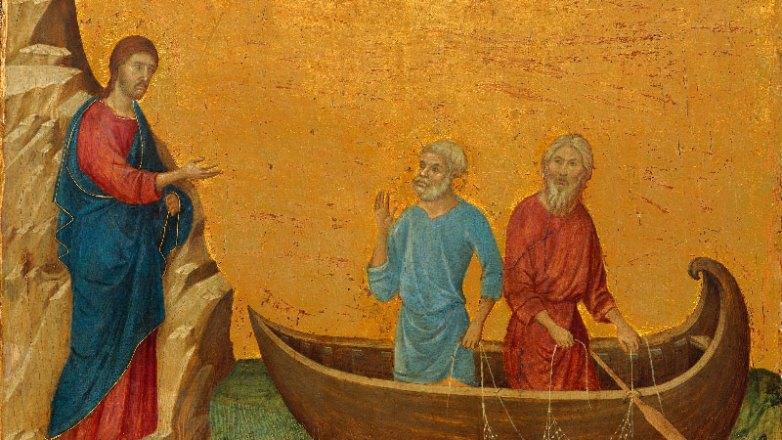 Ο Χριστός κι ο ψεύτικός μας εαυτός