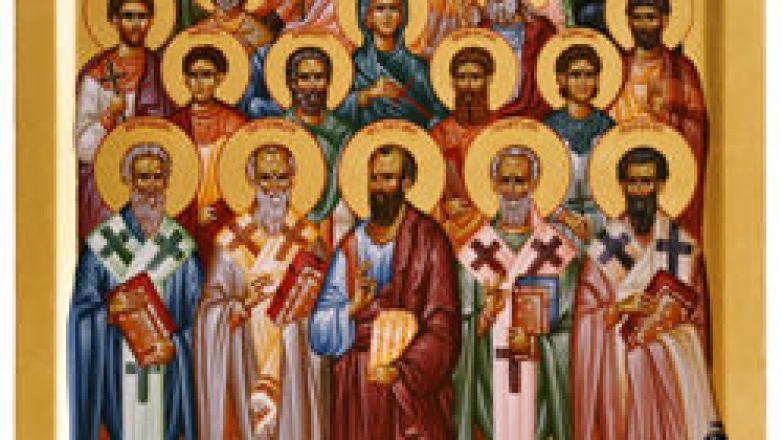 Σύναξη Παναγίας Διασωζούσης και πάντων των Ιωνία, Καππαδοκία, Πισιδία και Νέα Ιωνία Αγίων
