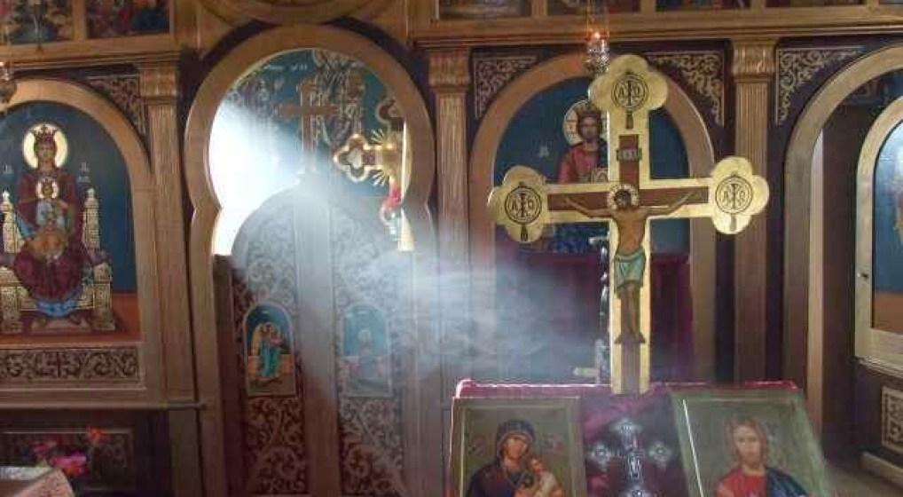 Θεία Λειτουργία στο Ι. Παρεκκλήσιο της Μονάδας Φροντίδας Ηλικιωμένων «Παναγία η Ελεούσα»