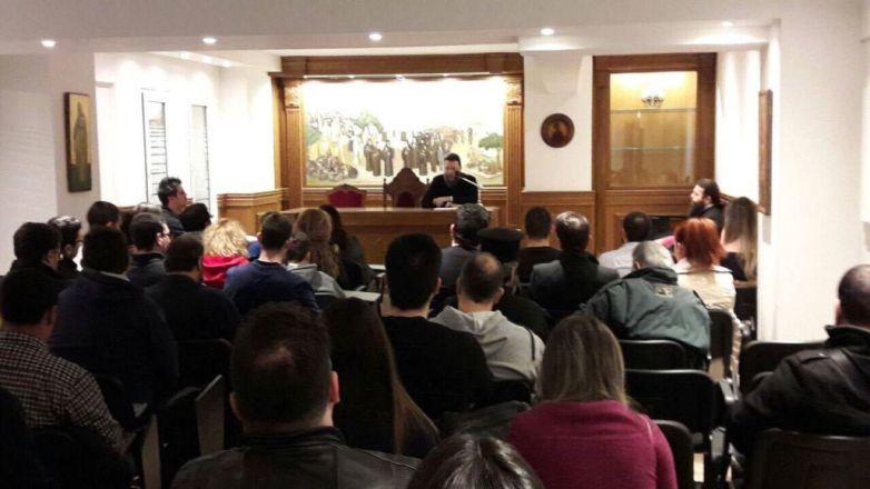 Τη Δευτέρα 15 Μαΐου η Συνάντηση του Μητροπολίτη κ. Γαβριήλ με τους Νέους