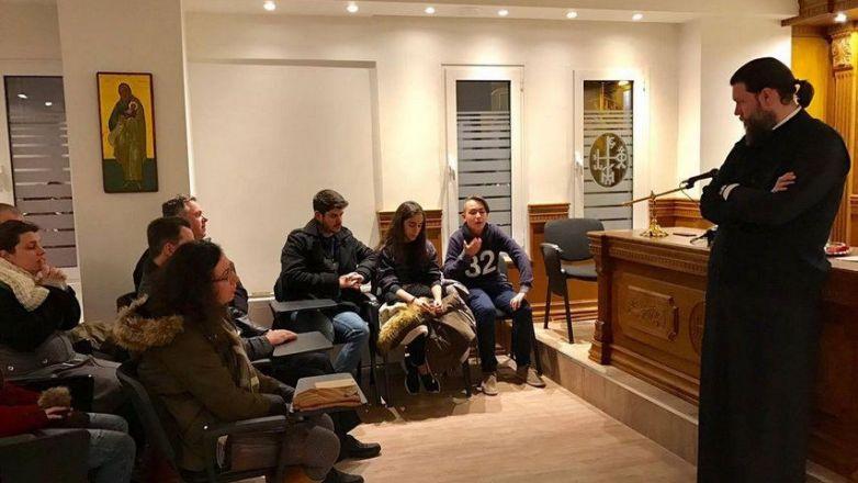 Τη Δευτέρα 6 Μαρτίου η Συνάντηση του Μητροπολίτη κ. Γαβριήλ με τους Νέους της Ιεράς Μητροπόλεως