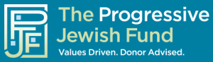 Progressive Jewish Fund (PJF) logo