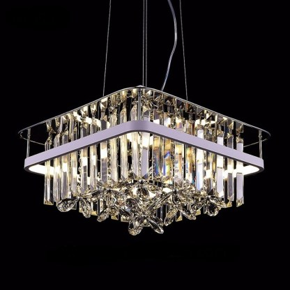 "LED Chandelier Living Room 021 -  chandelier Size (approx): 19.7"" x 19.7"""