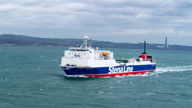 Photo of Stena Hibernia and Stena Scotia (Vessel profile)