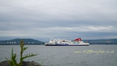 Photo of Stena line Belfast to Liverpool sailing update