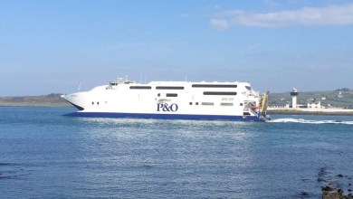 Photo of Official: P&O close Larne to Troon service with immediate effect.