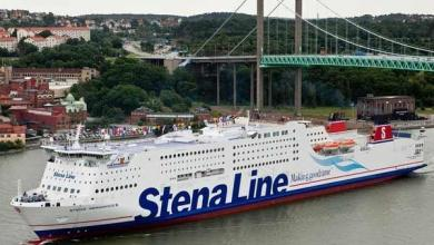 Photo of PR: Stena Germanica – The worlds first ferry powered by methanol