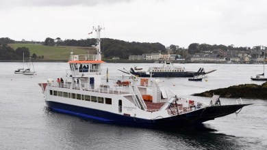 Photo of PR: New Strangford Ferry begins service