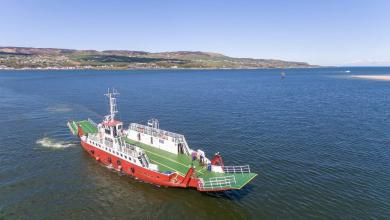 "Photo of Lough Foyle Ferry to return at the end of the week with a ""new"" vessel."