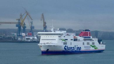 Photo of Stena Line dry dock and fleet movements update