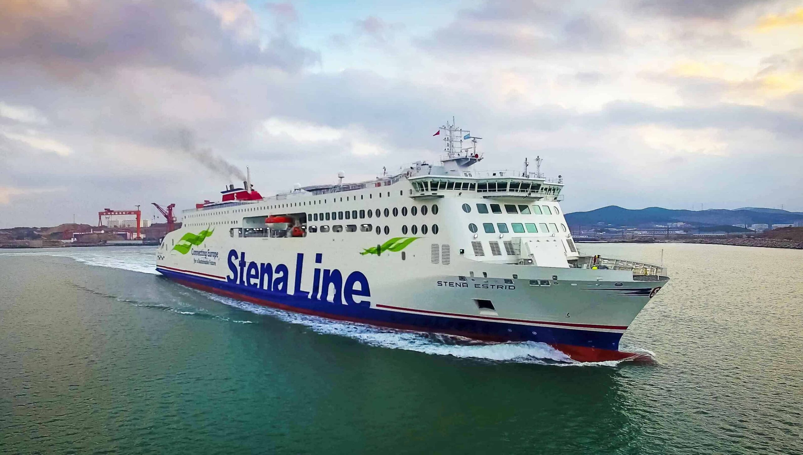 Photo of Stena E-Flexer – An overview of Stena's New Generation of Passenger Ferries