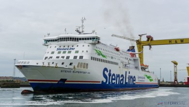 Photo of Stena line technical problems