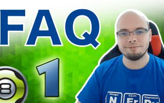 FAQ n°1 - Spéciale 1'000 vidéos et 1'000'000 de vues