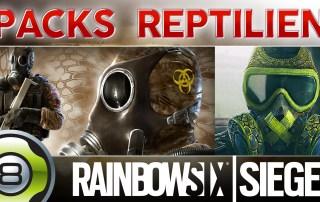 Les Packs Reptilien pour Mute et Capitão & Cobra pour Smoke