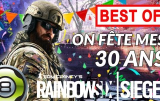 Best of Live n°77 - On fête mes 30 ans