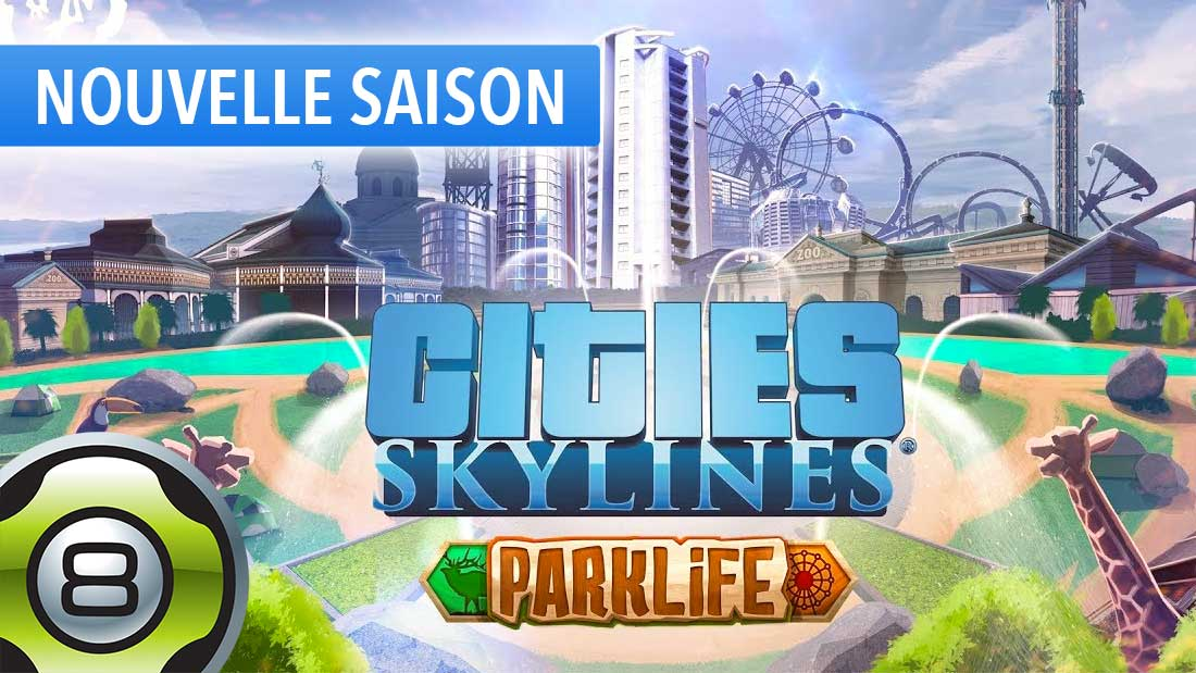 Cities Skylines Parklife
