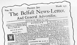 Belfast Newsletter