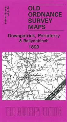 GODFREY EDITION OLD ORDNANCE SURVEY MAPS REPUBLIC OF IRELAND