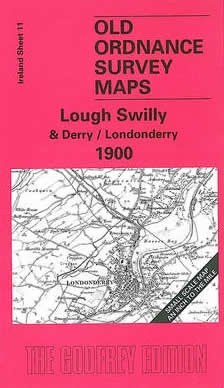 Lough Swilly & Derry Londonderry 1900
