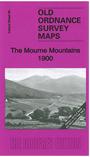 Alan Godfrey Map - Mourne Mountains 1900