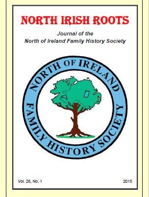 cover image - North Irish Roots