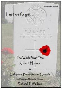 Cover Image - Lest We Forget