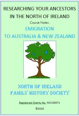 Emigration to Australia and New Zealand