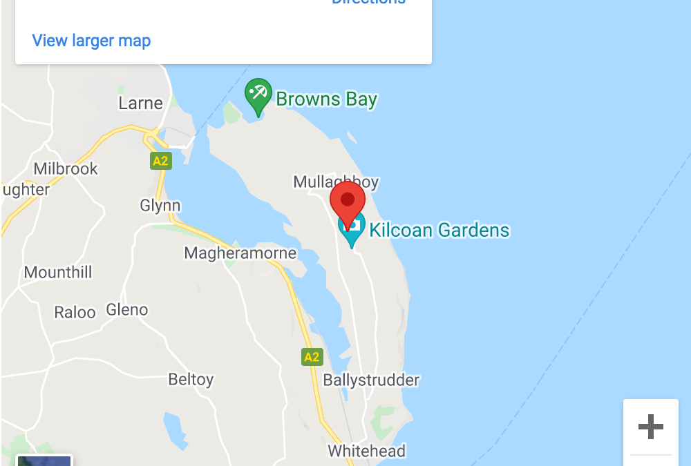 The Islandmagee DNA Project