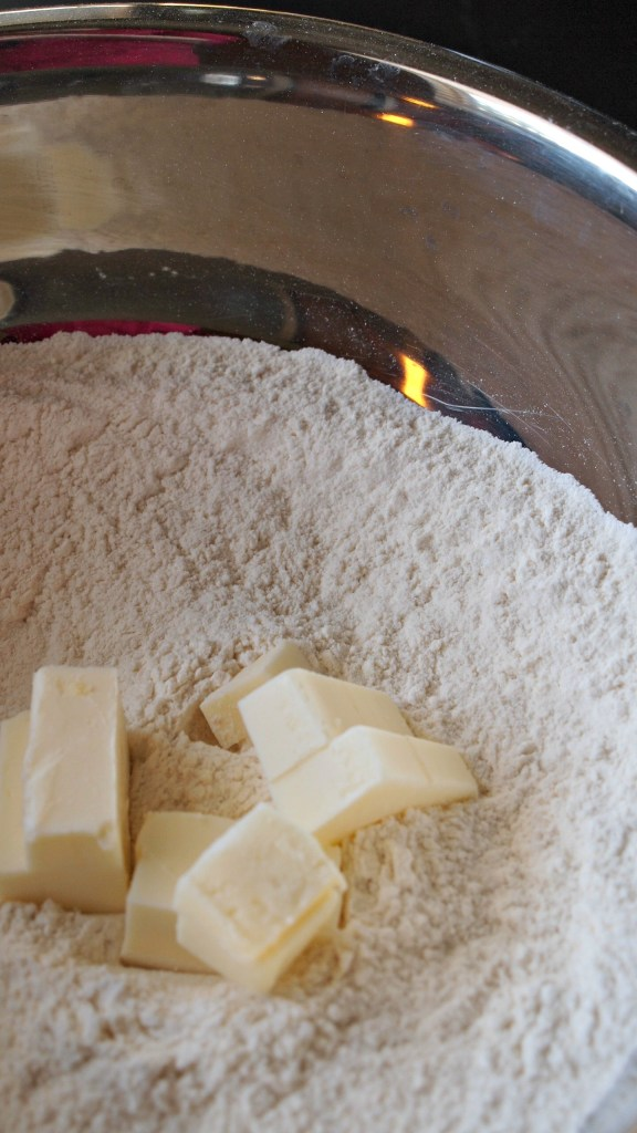 Wensleydale Cheese Scones