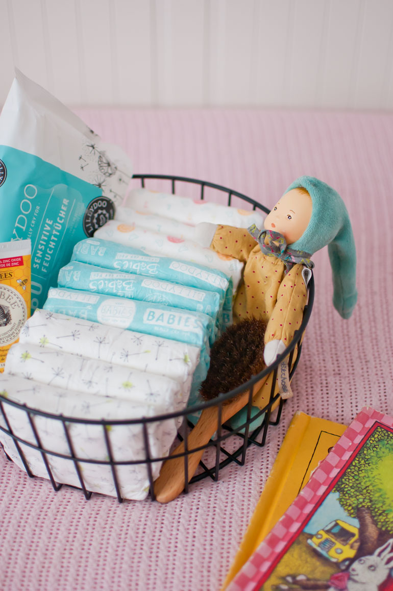 Eco-Friendly Diapers from LILLYDOO at {nifty thrifty things}