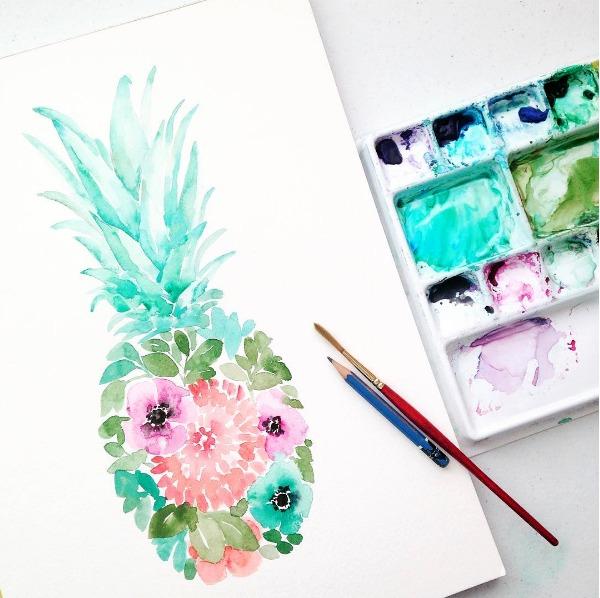 10 Frühlings-Grafiken zum Drucken bei {nifty thrifty things}