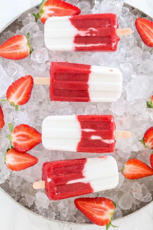 10 sommerliche Eis am Stiel Rezepte bei {nifty thrifty things}