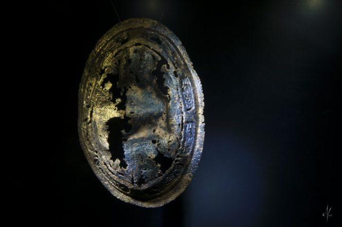 Brosza żółwiowa z dziedzińca Muzeum Archeologiczno-Historycznego w Elblągu typ P51? |Nigdziekolwiek.com