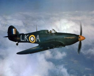 Hurricane 1942, Battle of Britain, WW2, Lucy Houston