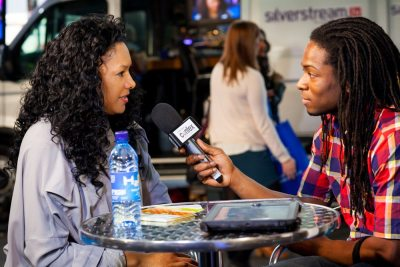 Kanya King interview at Confex 2014