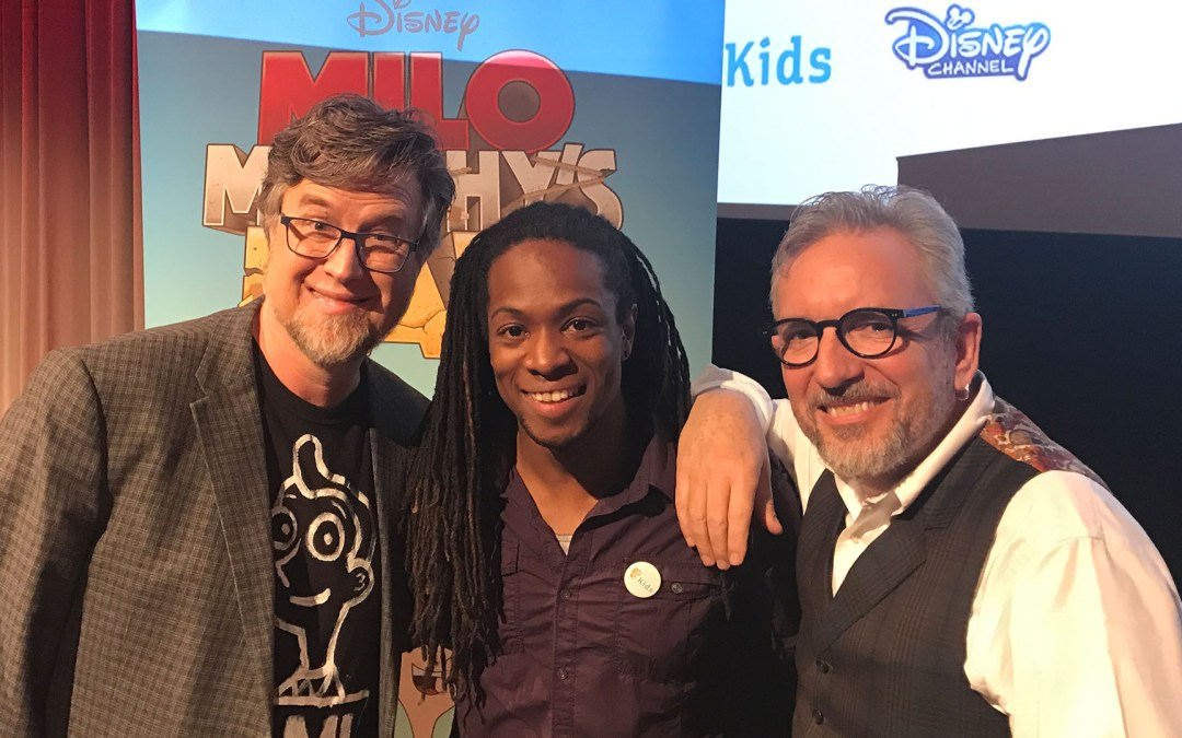 Milo Murphy's Law BAFTA Preview Screening and Competition